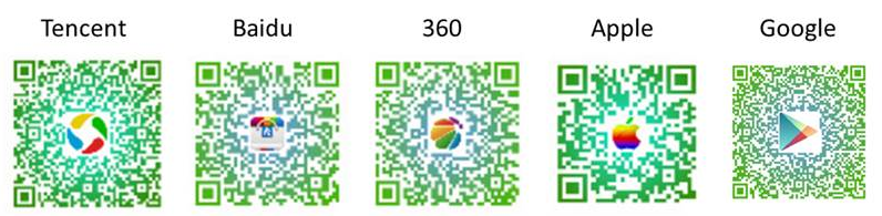 chinese-qr-codes