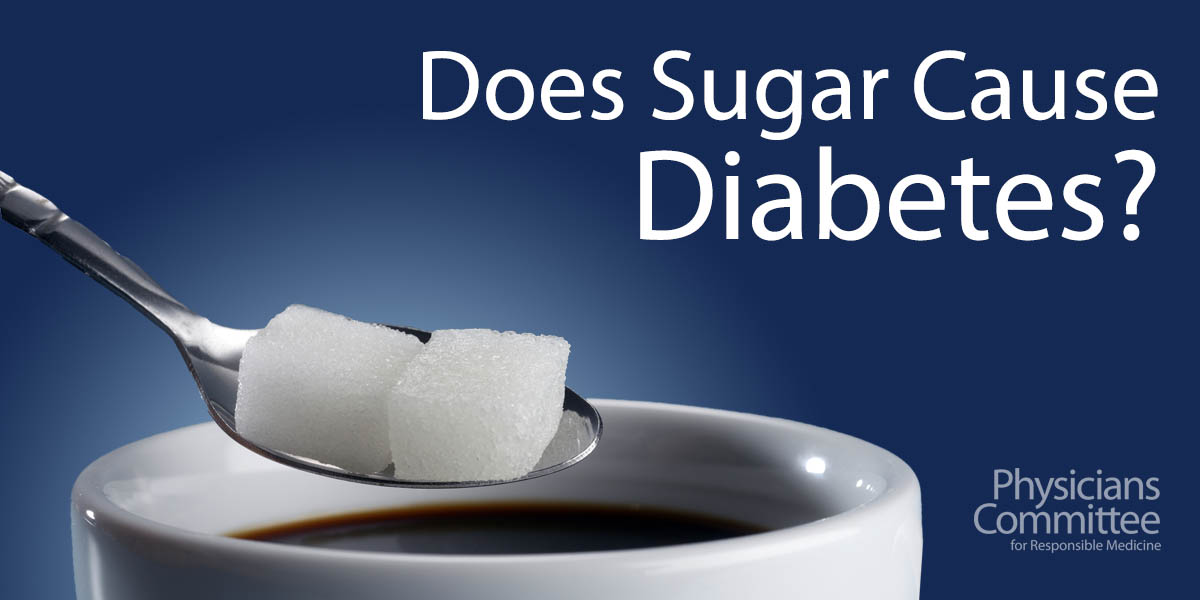 Does Sugar Cause Diabetes?