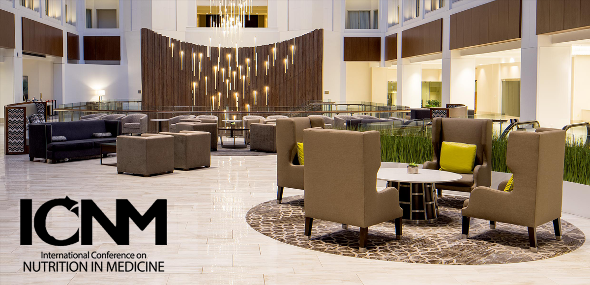 icnm 2018 at the Grand Hyatt Washington DC