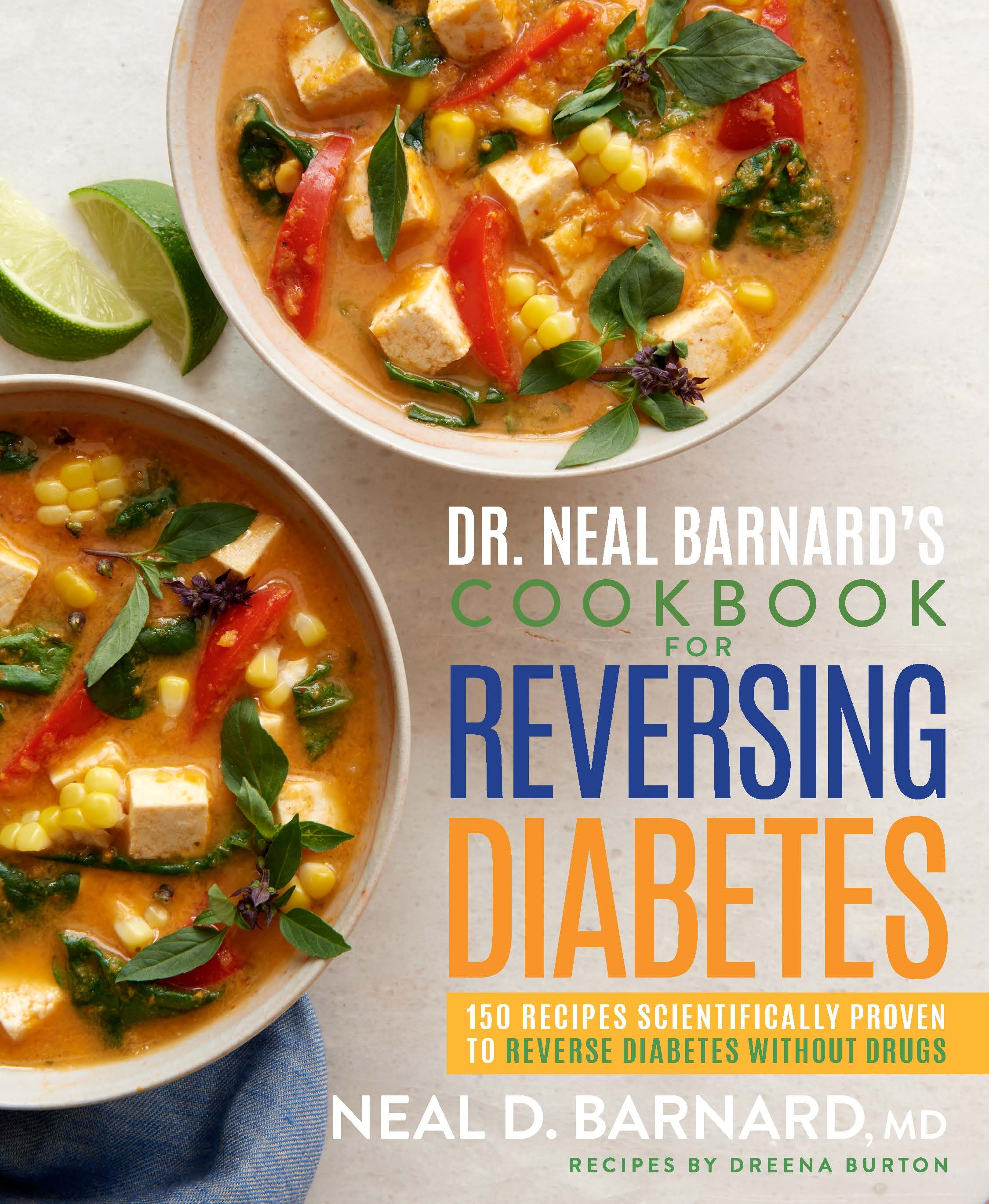 dr. barnard reverse diabetes diet