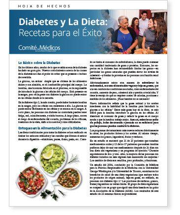 Dieta para la diabetes zuckereinstellung