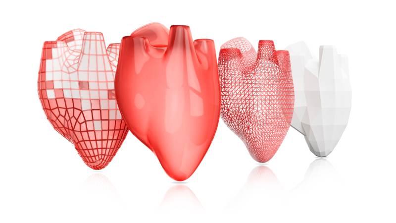 3D-Printed Organs