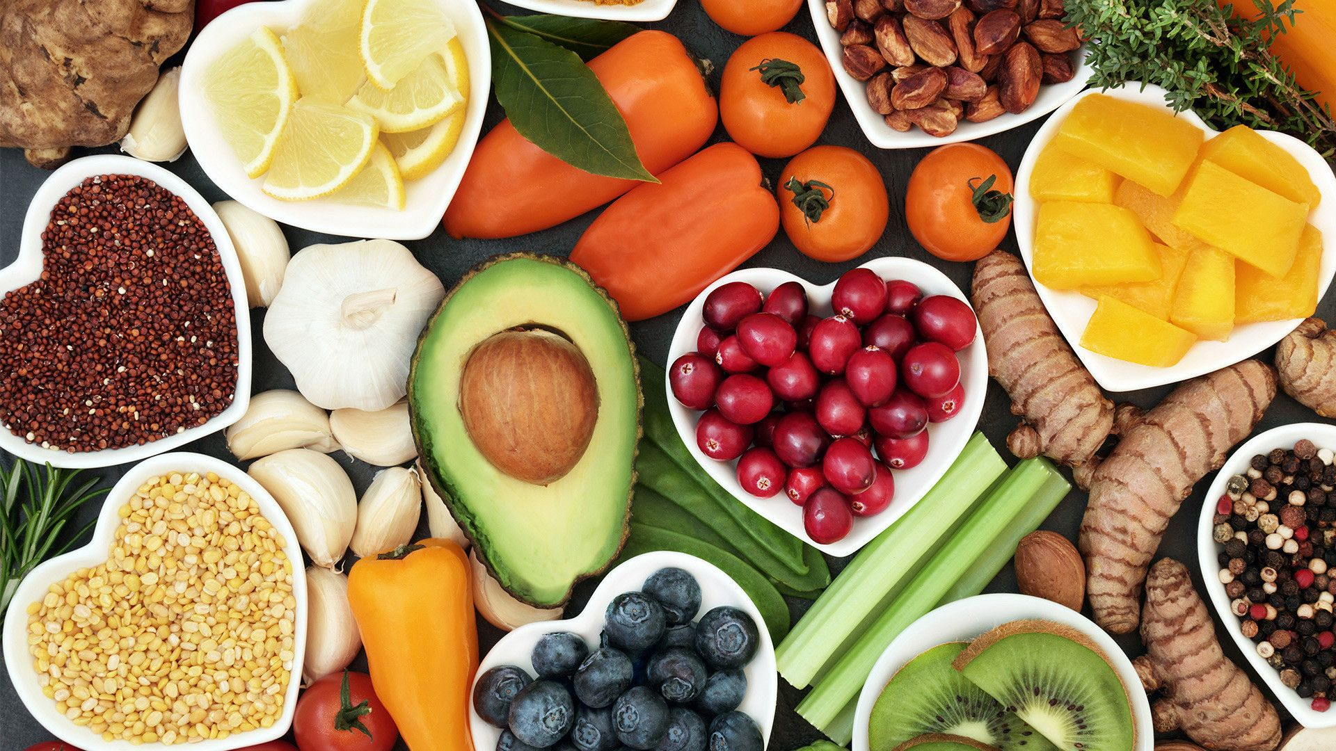 Vegetarian Diets Improve Health Outcomes and Reduce Risk for Heart Disease