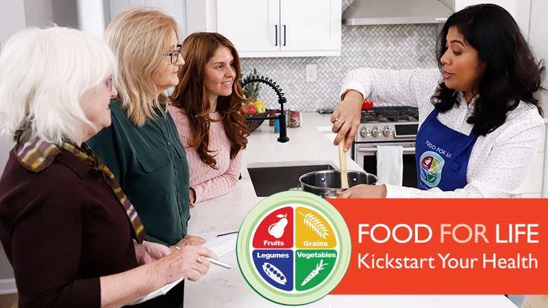 Food for Life Kickstart Your Health