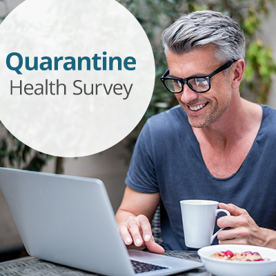 quarantine health survey