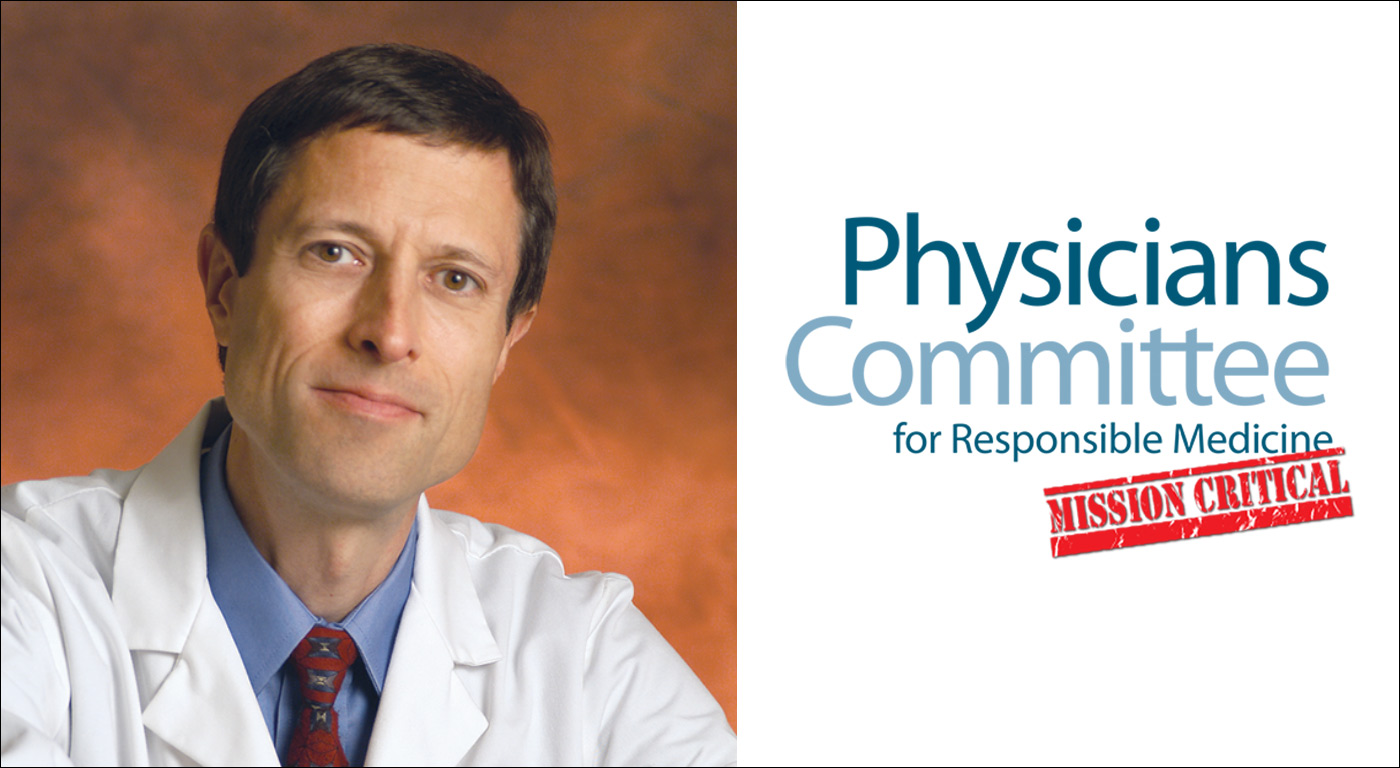 Mission Critical with Neal Barnard, MD
