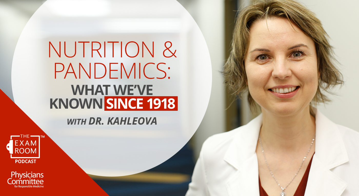 Nutrition and Pandemics: What We've Known Since 1918