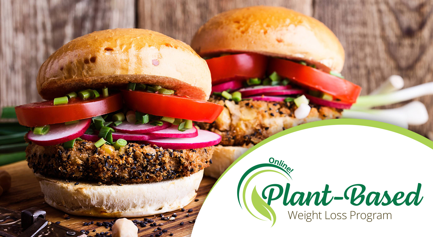 Online Plant-Based Weight Loss Program