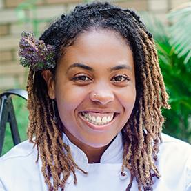 Chef Nadia Ahmed