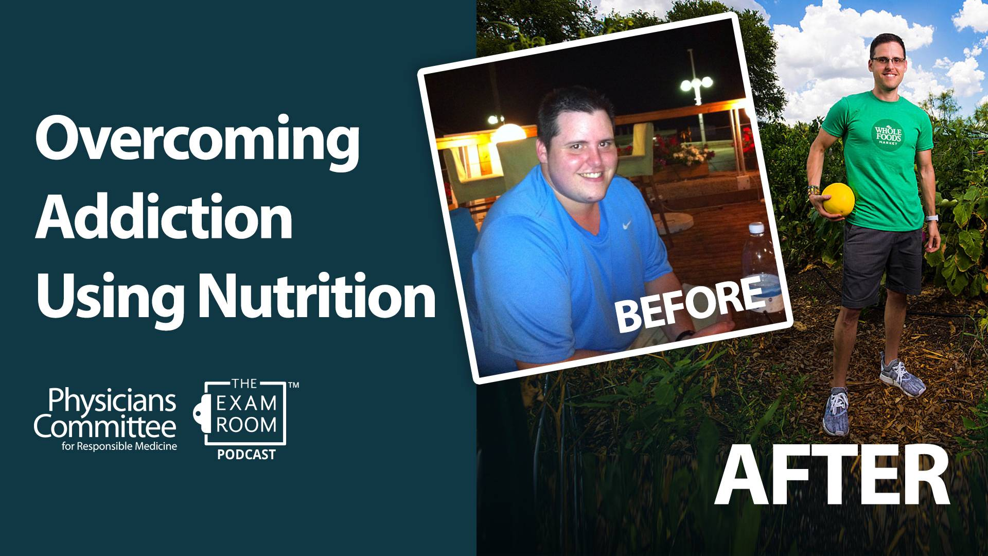 Overcoming Addiction Using Nutrition