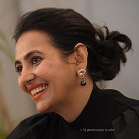 Nidhi Nahata, Founder of Justbe Café, Bangalore