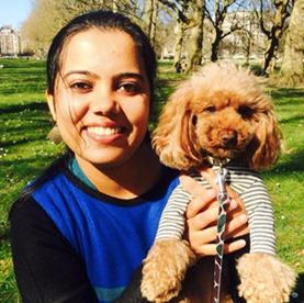 Shalu Nijhawan, Nutritionist, SHARAN