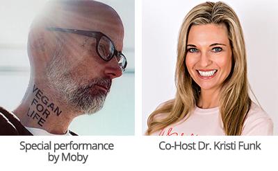 Moby & Dr. Kristi Funk