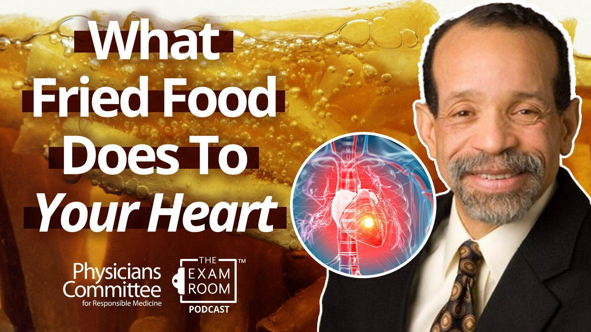 This Is What Fried Food Actually Does To Your Heart