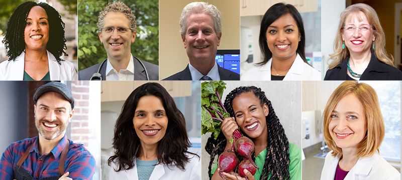 Plant-Based Health Immersion: Heart Health Presenters