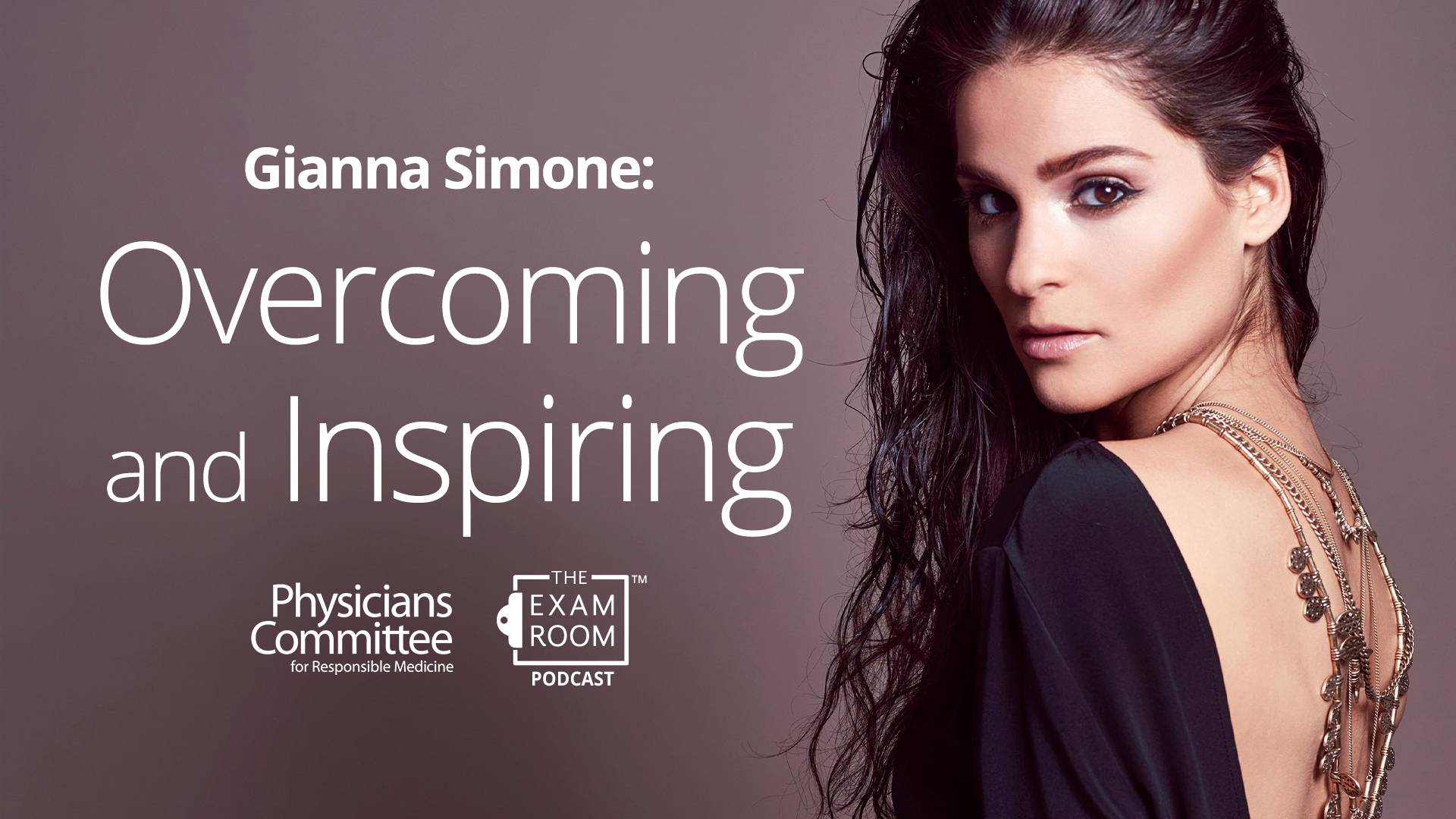 Gianna Simone's Journey to Health and Hollywood