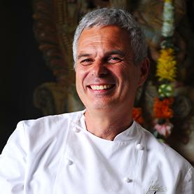 Pietro Leeman   Owner, Joia, a Michelin-starred restaurant, Milan, Italy Pietro Leemann Vegetarian Consulting