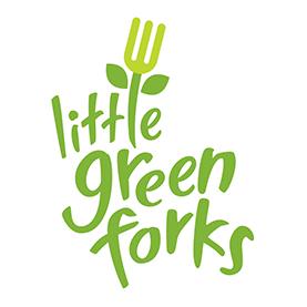 little green forks