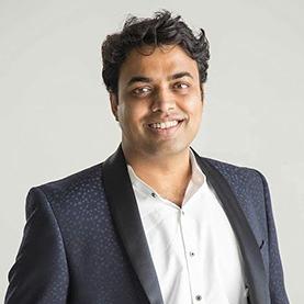 Abhishek Sinha, Co-founder & CEO of GoodDot