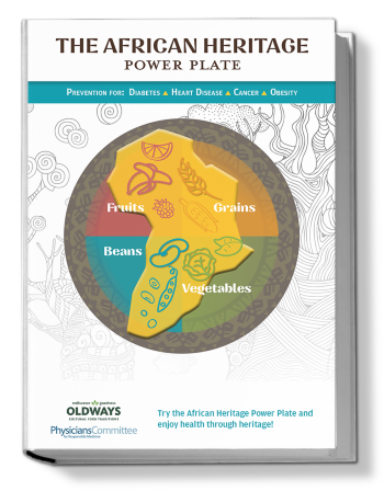 African Heritage Power Plate