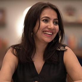 Nidhi Nahata, Founder Justbe Resto Café, Health Coach