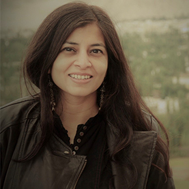 Ruchika Chitrabhanu, Co-founder at Ahimsafest and the Earthen One