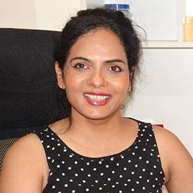 Rajeena Shahin, MBBS, PGDBM