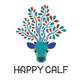 The Happy Calf