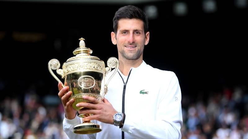 Vegan Power Crushes The British Grand Prix And Wimbledon