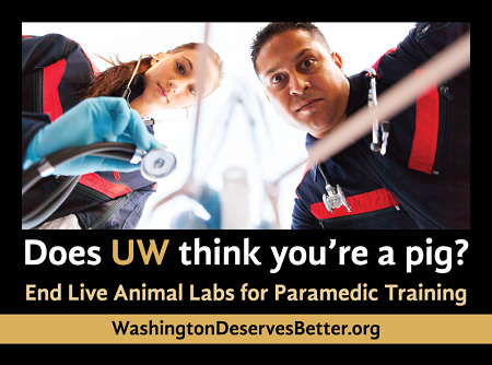 University of Washington Paramedic Training