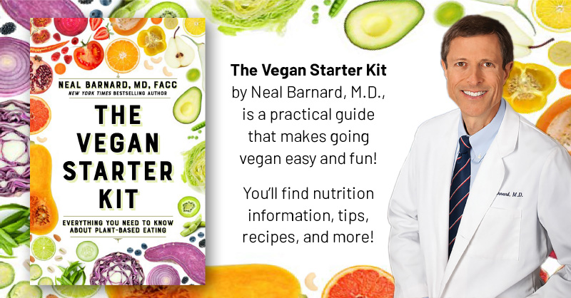 vegan diet diabetes barnard
