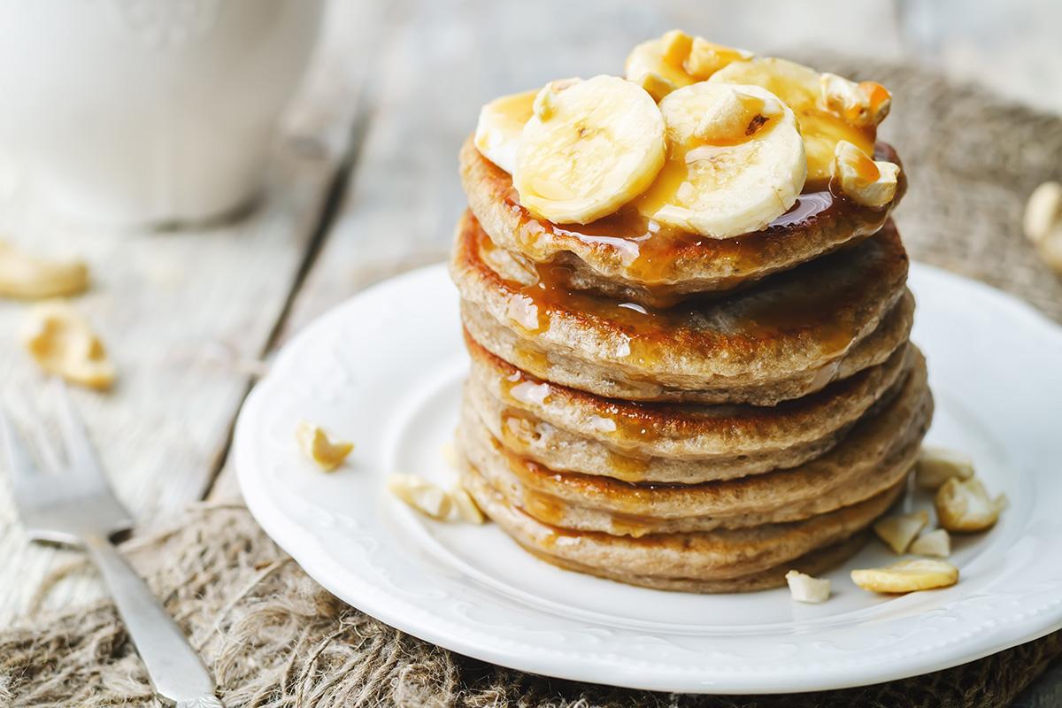 11+ Banana Based Pancake Recipe Images