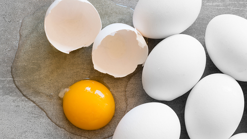 New Study Finds Eggs Will Break Your Heart