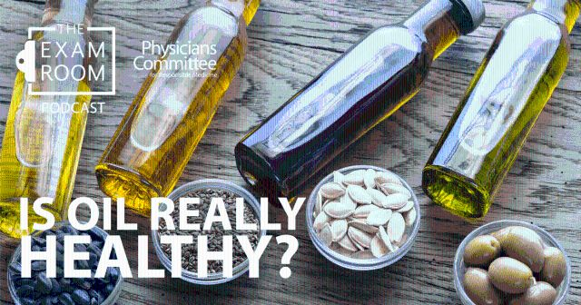 Is Oil Healthy?