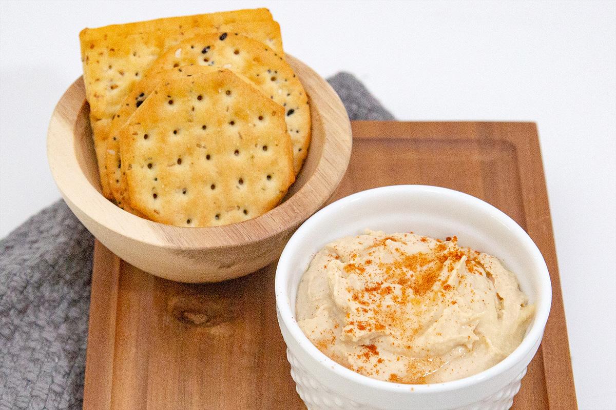 Watch Hummus Crackers video