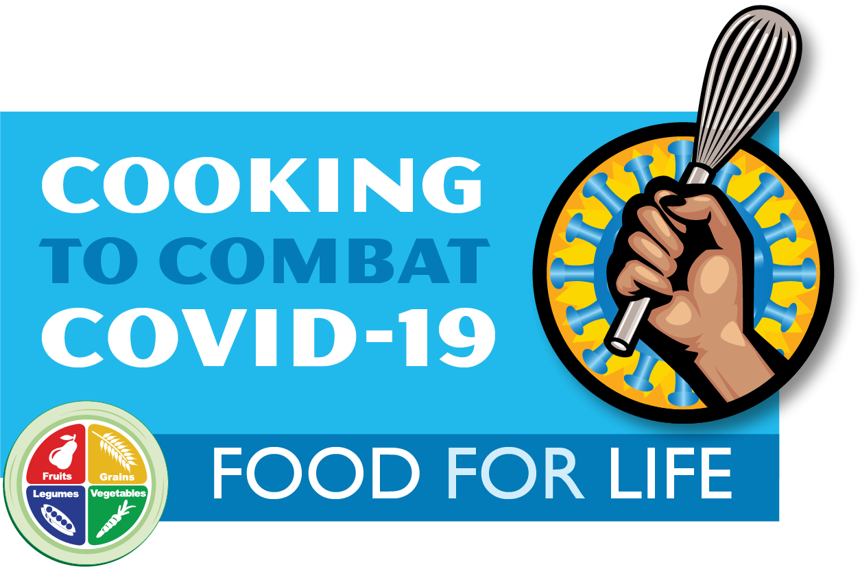 Cooking to Combat Covid-19