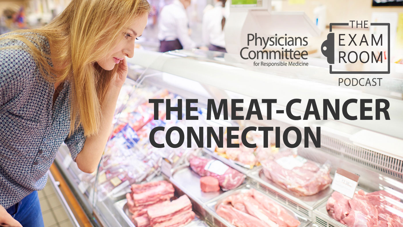 are meat based diets cancerous