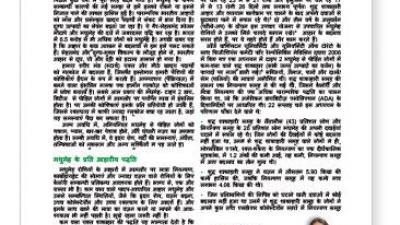 Plan hindi diet in