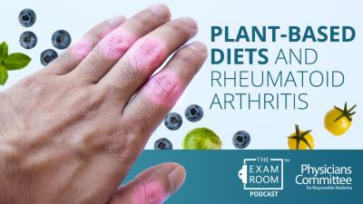 New Review Highlights Benefits Of Plant Based Diet For Rheumatoid Arthritis