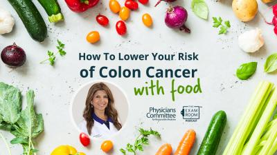 cancer colon vegan